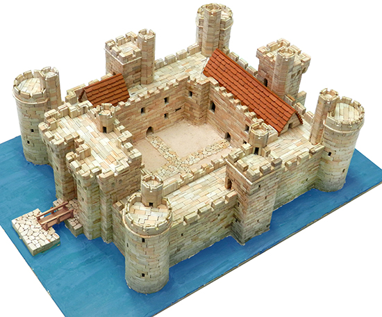 Kit de construccion Bodiam Castle
