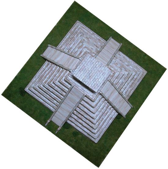 El Castillo - Templo de Kukulcán
