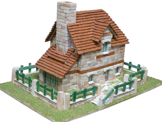 Rural 1410 Model bulding set
