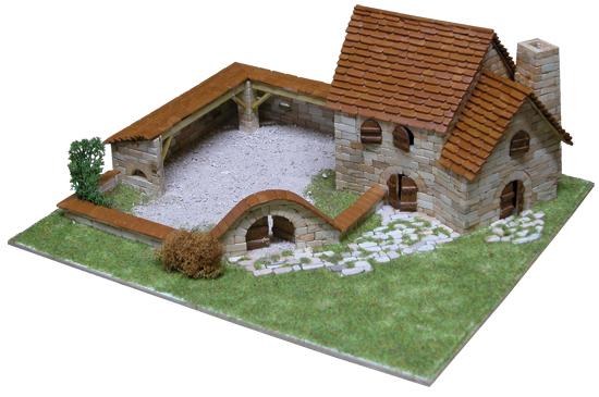 Kit de construcci n de la granja - Casa rural la granja ...