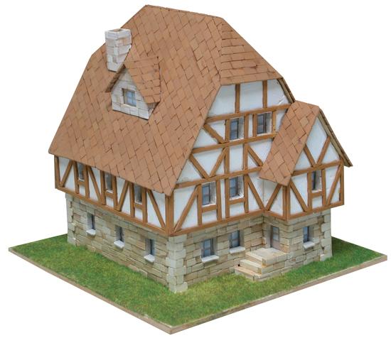 Maqueta Casa Alemana