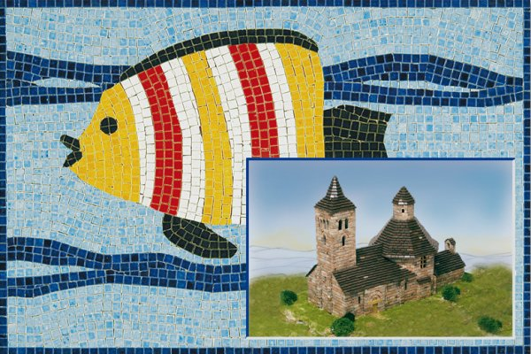 Free Mosaic Border Patterns - Discover Mosaic Art - Learn How