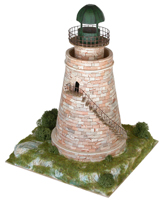 Granada lighthouse model