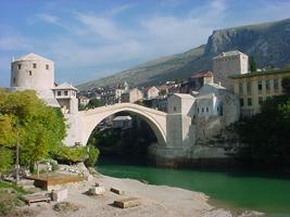 Puente de Mostar