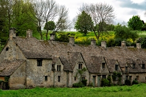 bibury arlington row cottages