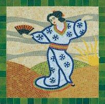 Mosaico Kit Japonesa